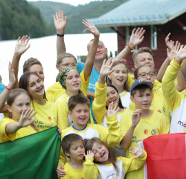 Grant of participating in summer camps of Selet